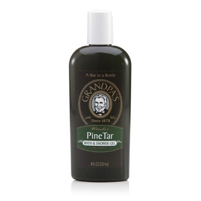 The Grandpa Soap Co - Pine Tar Bath & Shower Gel 8oz.