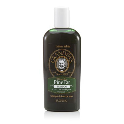 The Grandpa Soap Co - Pine Tar Shampoo 8oz.