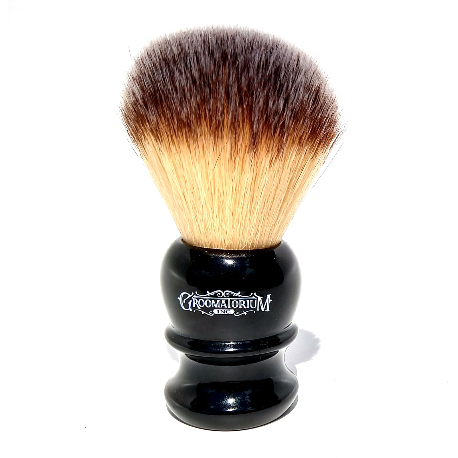 Groomatorium Synthetic Shaving Brush - 24mm