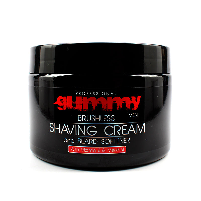 Gummy Brushless Shaving Cream 10oz