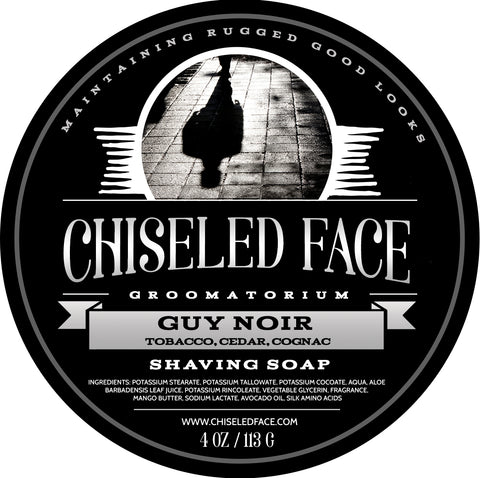 Guy Noir Soap