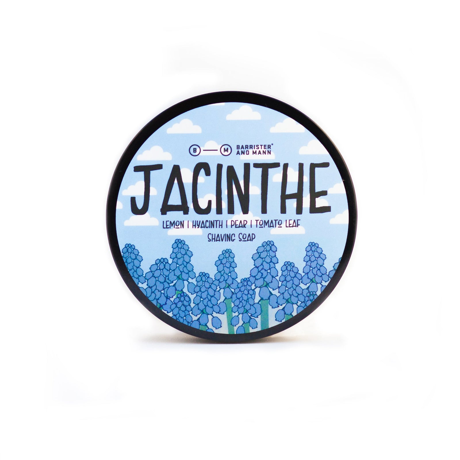 Barrister and Mann - Jacinthe Tallow Shaving Soap (Seasonal)