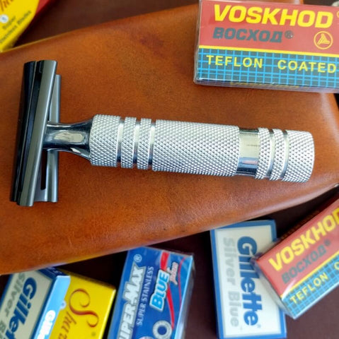 RazoRock - German 37 Slant Razor - Torsionshobel