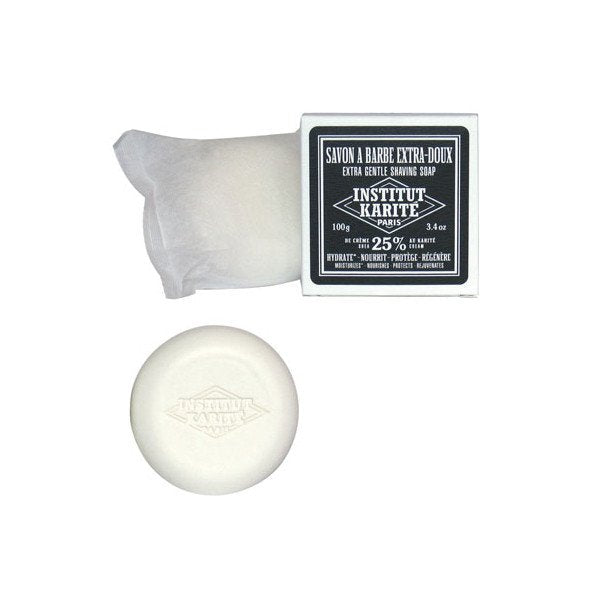 Institut Karité Paris - 25% Shea Butter Extra Gentle Shaving Soap