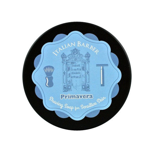 Italian Barber - Shaving Soap For Sensitive Skin - Primavera