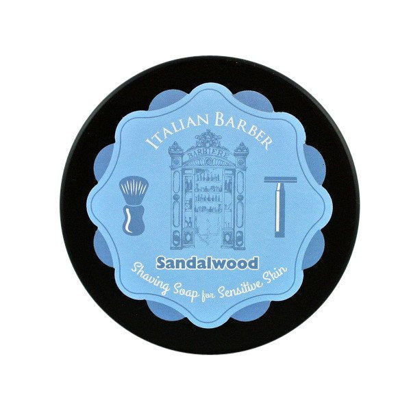 Italian Barber - Shaving Soap For Sensitive Skin - Sandalwood