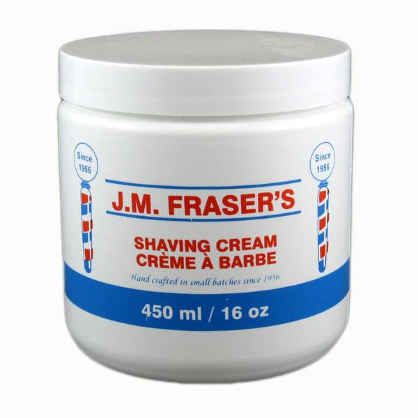 J.M. Fraser's - Original Shave Cream 450ml