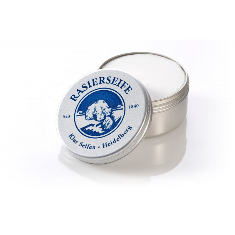 Klar - Shaving Soap Sandalwood 110gr