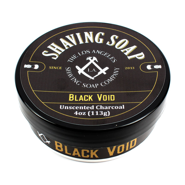 LA Shaving Soap Co – Black Void