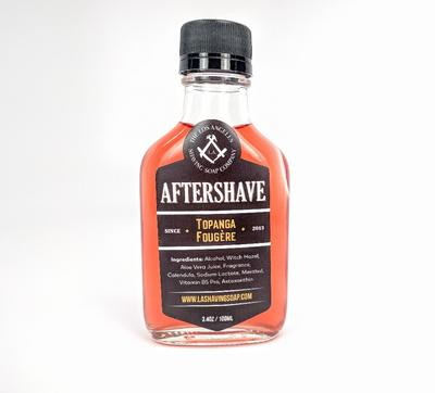 LA Shaving Soap Co - Black Rose Aftershave
