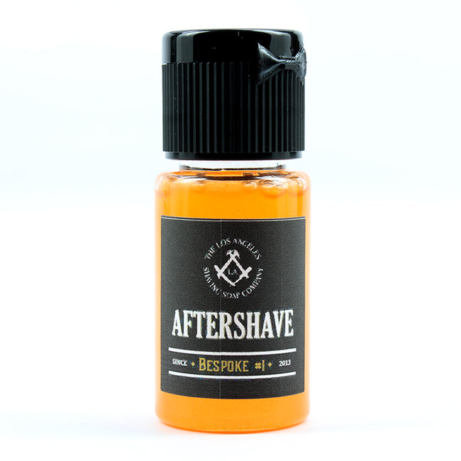 LA Shaving Soap Co - Bespoke #1 Aftershave Splash Sample