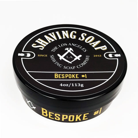 LA Shaving Soap Co - Bespoke #1 Aftershave
