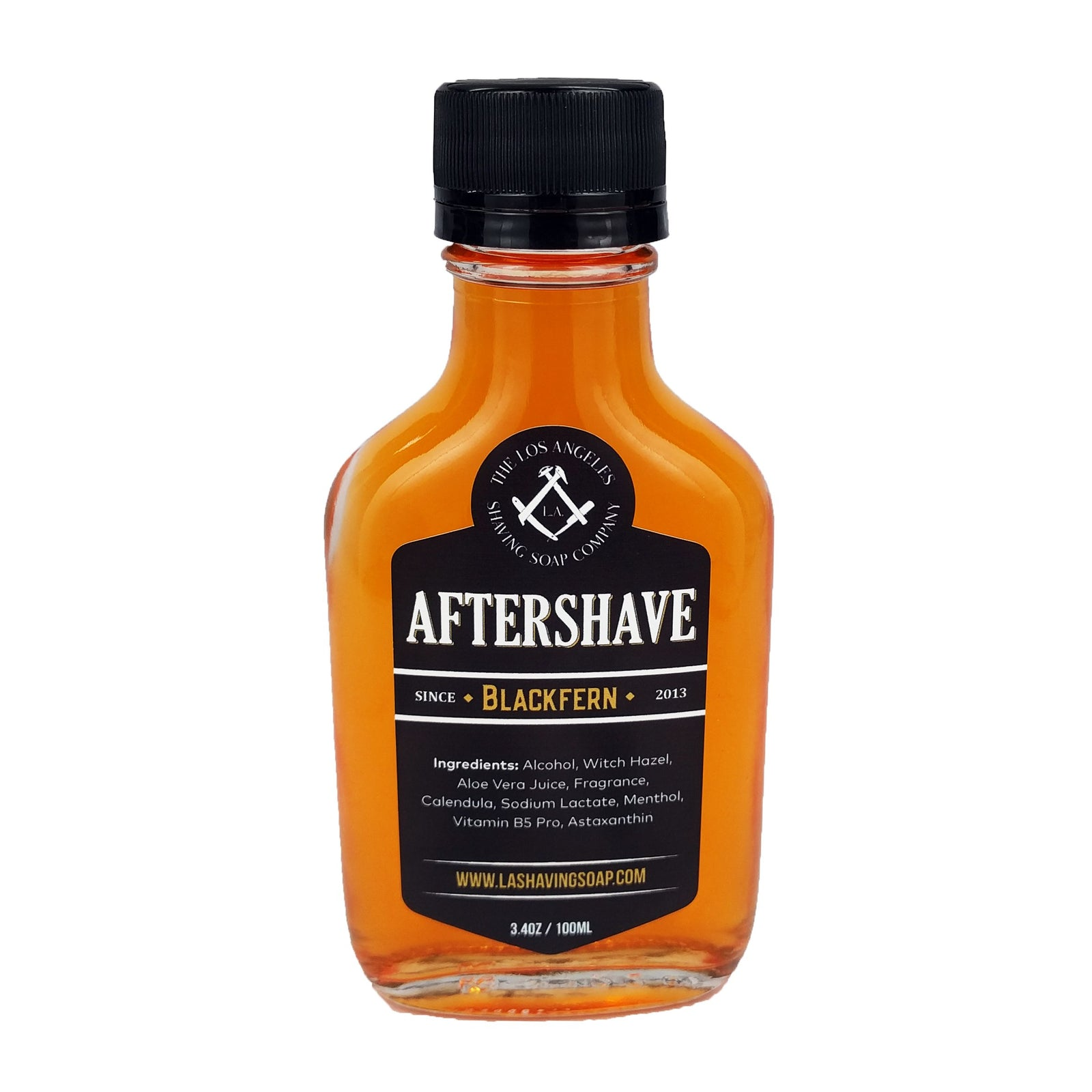 LA Shaving Soap Co - Blackfern Aftershave