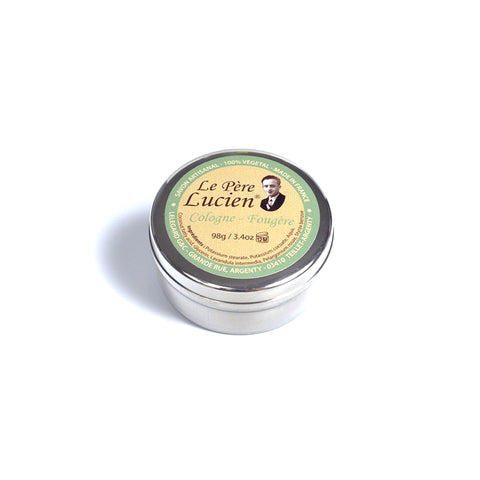 Le Pere Lucien Natural Shaving Soap Re-fill 98g