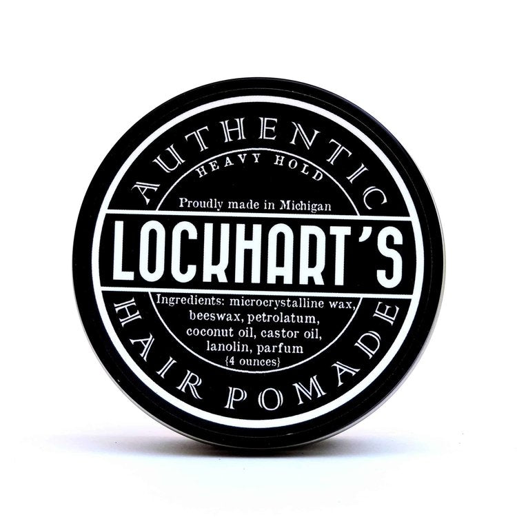 Lockhart's - Heavy Hold Pomade
