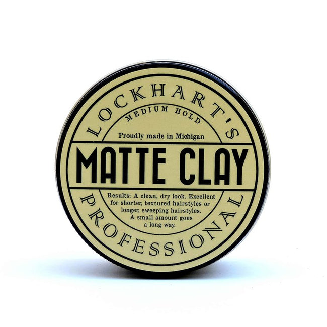 Lockhart's - Professional Matte Clay