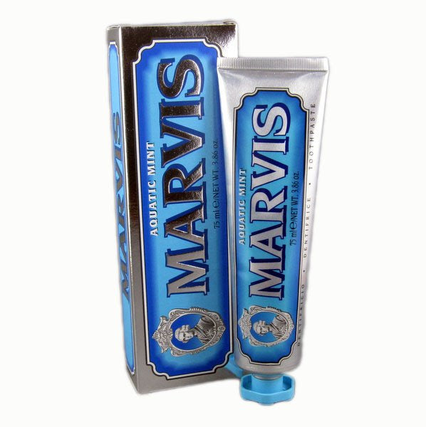 Marvis Toothpaste - Aquatic Mint 75 ml