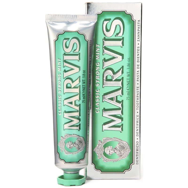 Marvis Toothpaste - Classic Strong Mint 75 ml