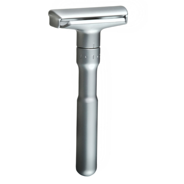 Merkur Futur Adjustable Safety Razor Satin Finish