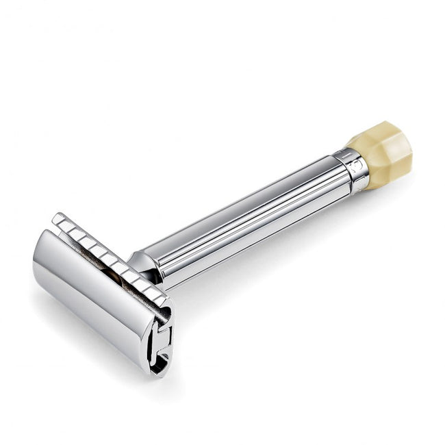 Merkur Progress Adjustable Chrome Safety Razor