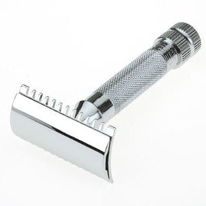 Merkur 11C Open Comb Double Edge Safety Razor