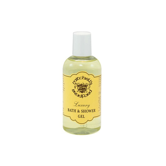 Mitchell's Wool Fat - Bath & Shower Gel 150ml