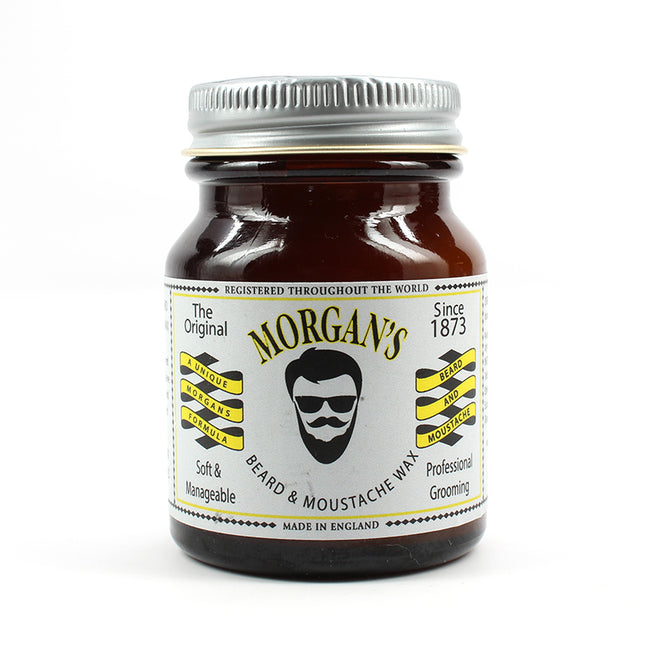 Morgan's Pomade - Beard & Moustache Wax 50g