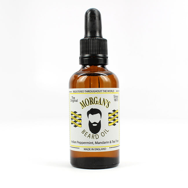 Morgan's Pomade - Morgan's Beard Oil 50ml
