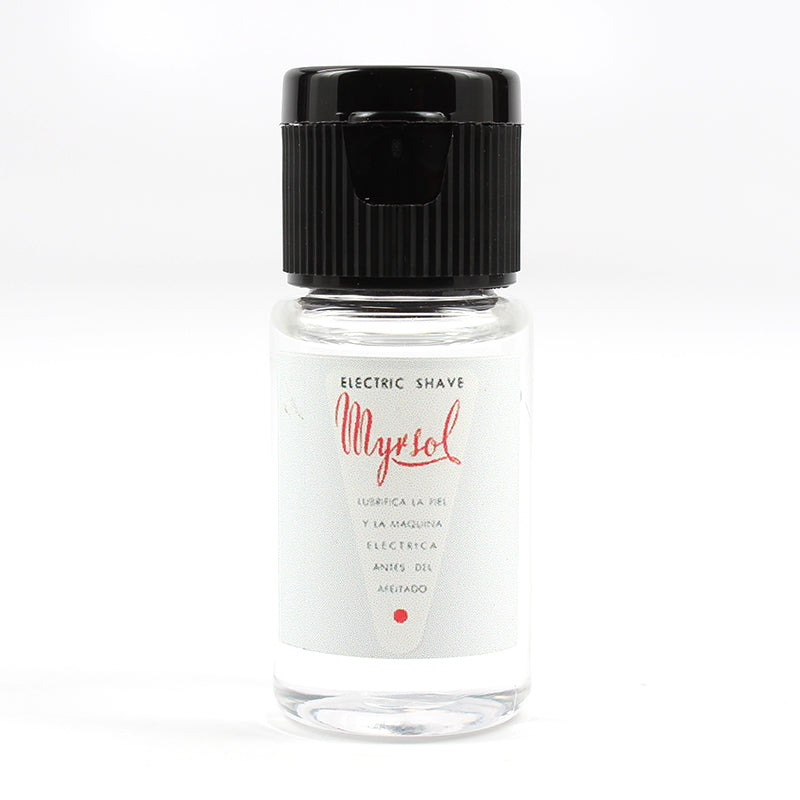 Myrsol - Electric Shave Aftershave Splash Sample