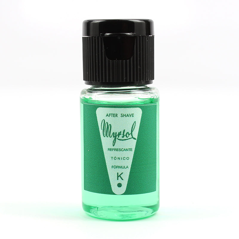 Myrsol - Formula K Aftershave Splash Sample