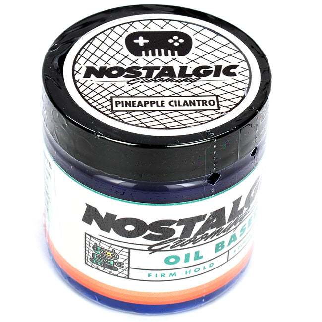 Nostalgic - Pineapple Cilantro Oil Based Firm Hold Pomade