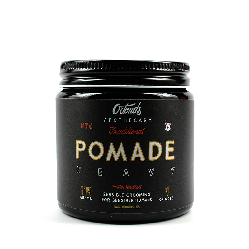 O'Douds - Traditional Pomade - Heavy, 4oz
