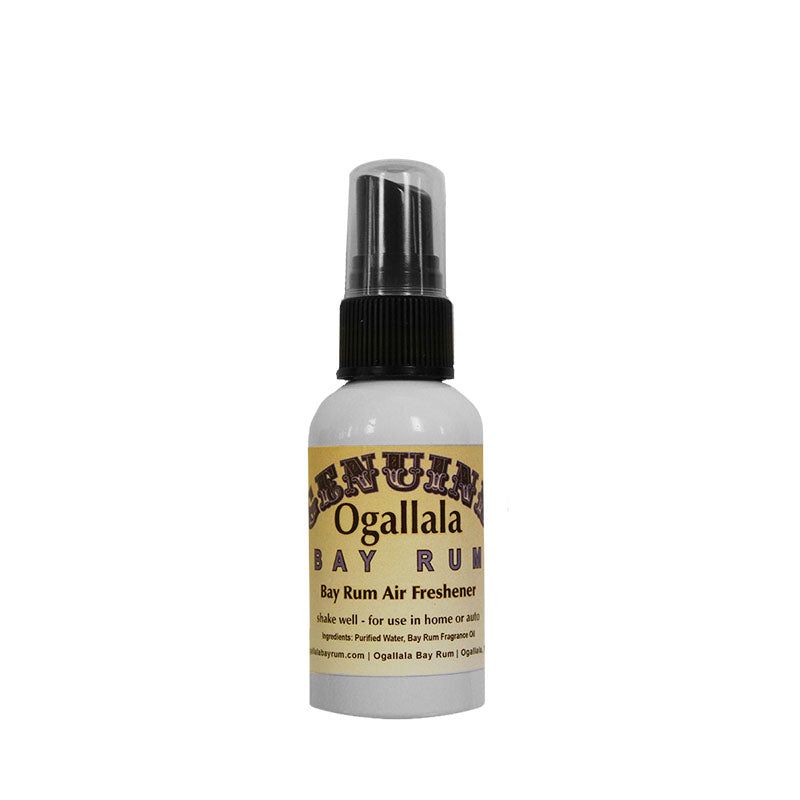 Ogallala – Bay Rum, Limes & Peppercorn Air Freshener