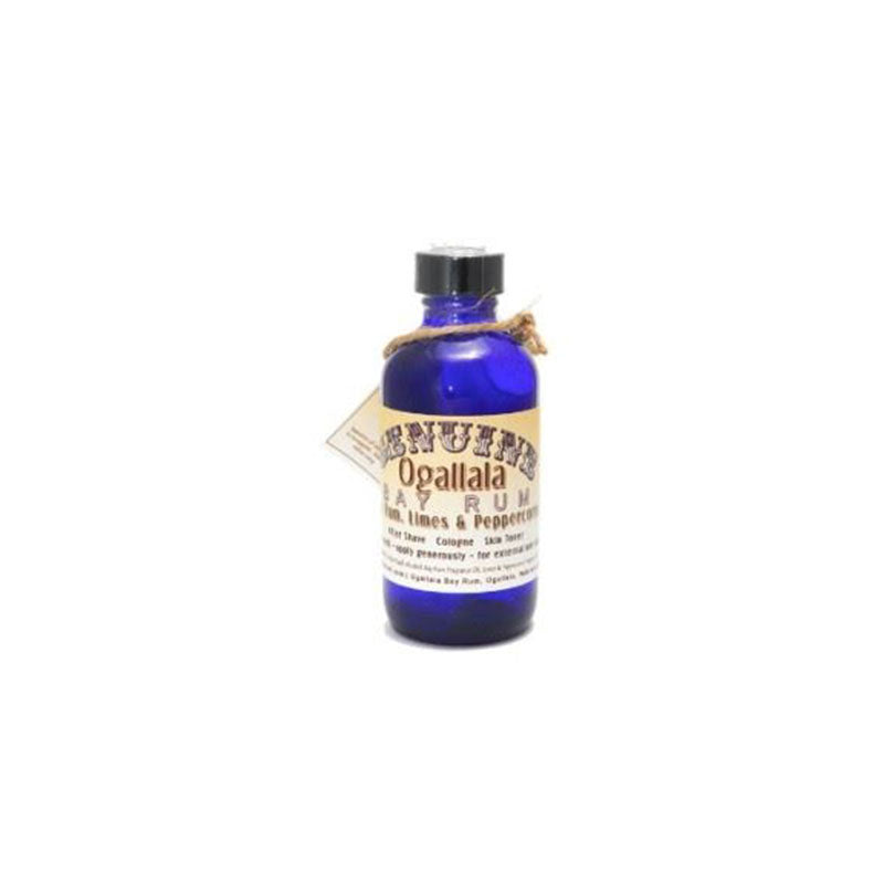 Ogallala – Bay Rum, Limes & Peppercorn Double Strength Aftershave 8oz