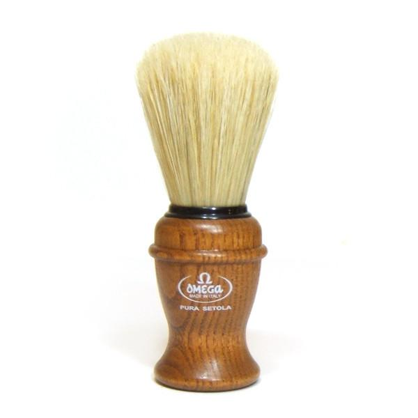 Omega - 100% Boar Bristle Shaving Brush - 11137