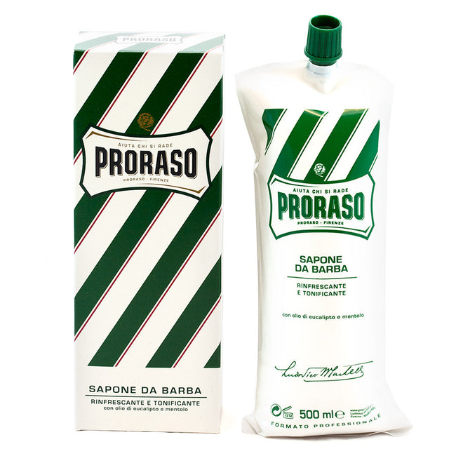 Proraso - Green Shaving Cream 500ml