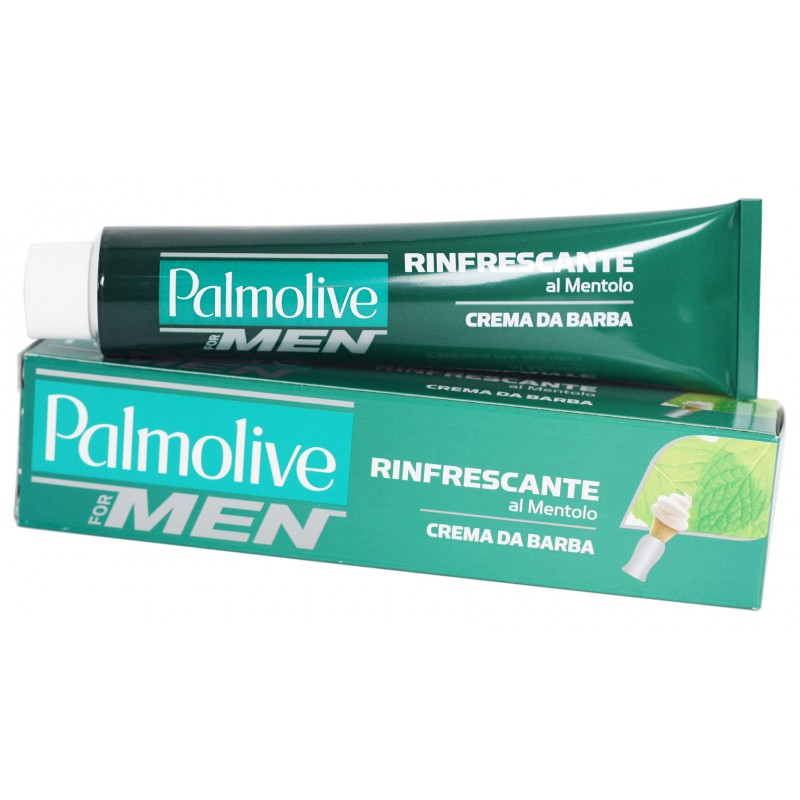 Palmolive - Menthol Shaving Cream 100ml