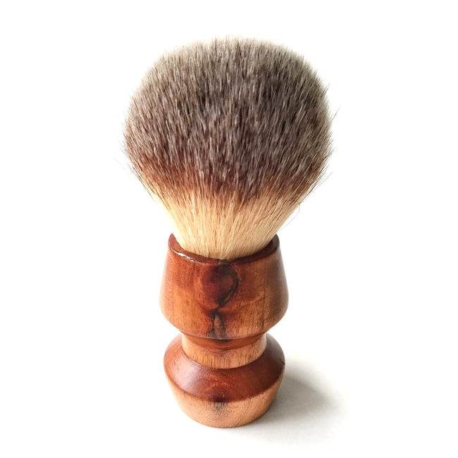 Paragon Shaving - Plisson Type Synthetic Brush - Rav 28mm