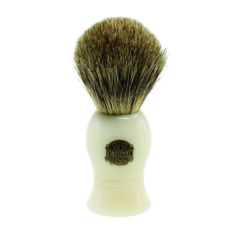 Vulfix - Pure Badger Shaving Brush, Cream Handle - VX-22C