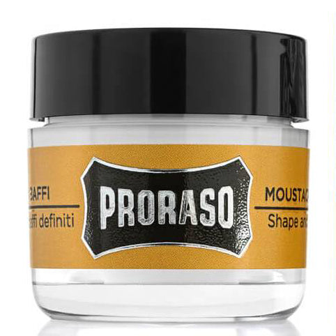 Proraso - Wood & Spice Moustache Wax 15ml