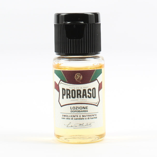 Proraso - Sandalwood & Shea Oil After Shave Lotion Sample