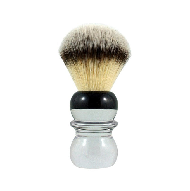 RazoRock - BC Silvertip Plissoft Synthetic Shaving Brush