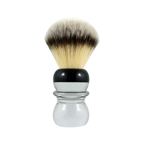 RazoRock - Plissoft Synthetic Shaving Brush (Big Bruce Handle)