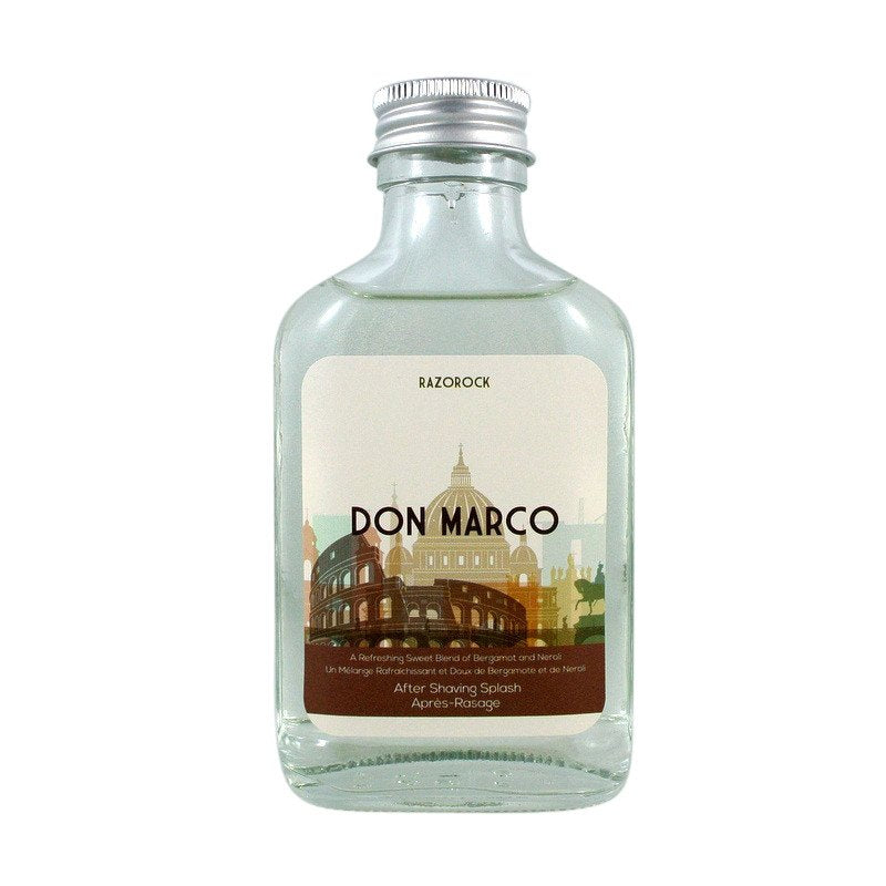 RazoRock - Don Marco Aftershave Splash