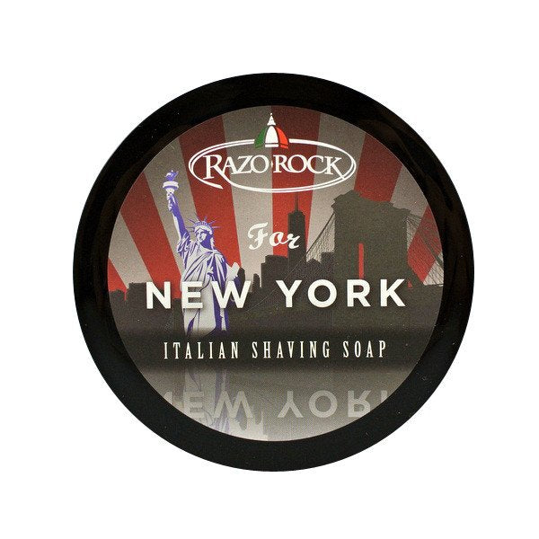 RazoRock - For New York Italian Shaving Soap