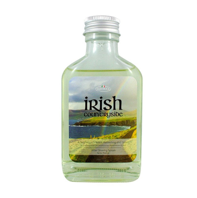 RazoRock - Irish Countryside Aftershave Splash