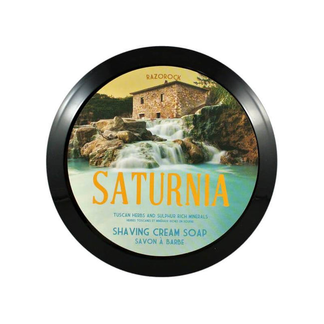 RazoRock - Saturnia Shaving Cream Soap