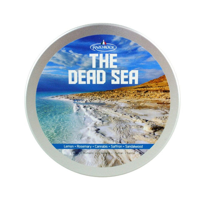 RazoRock - THE DEAD SEA Shaving Cream