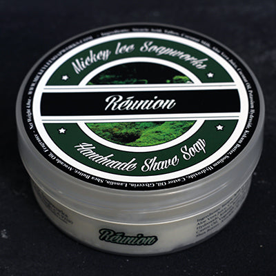 Mickey Lee Soapworks - Reunion Shaving Soap
