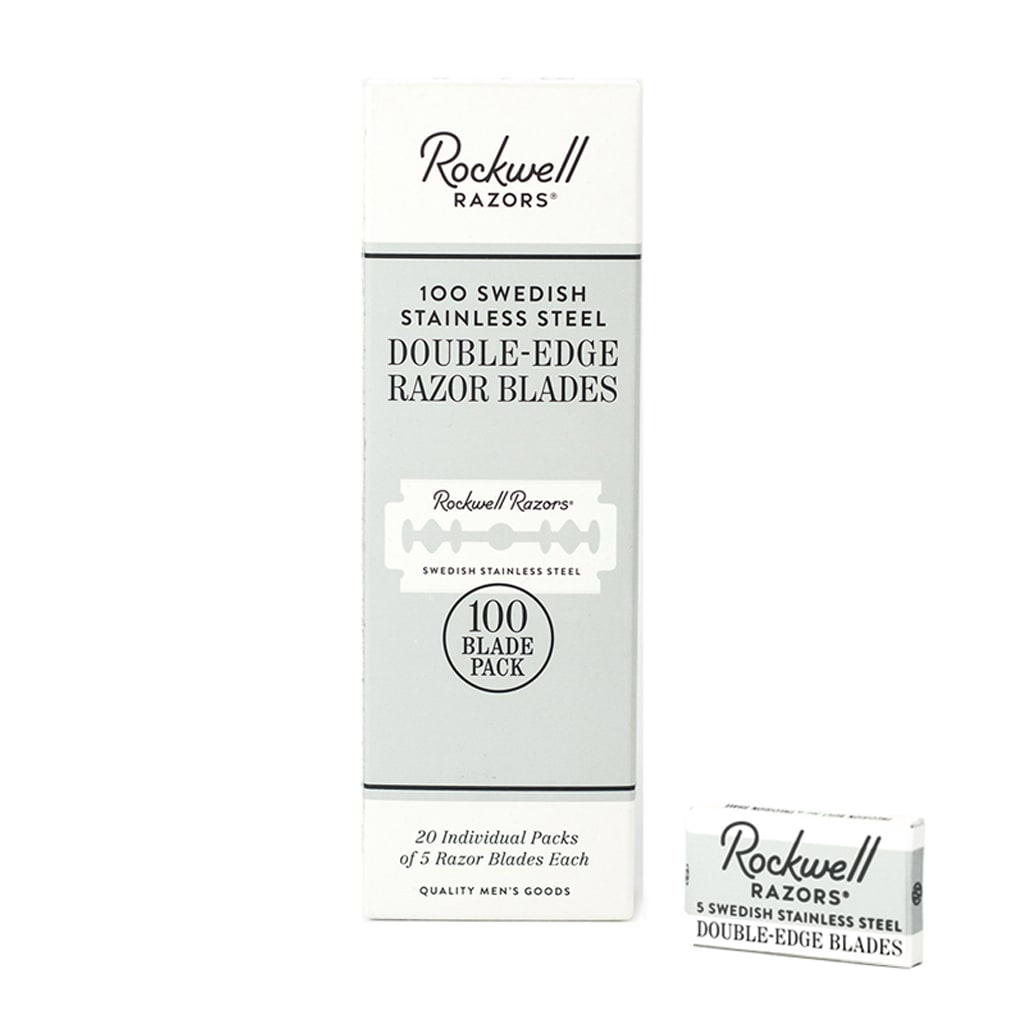 Rockwell 100 Blade Pack (20 x 5-Pack)